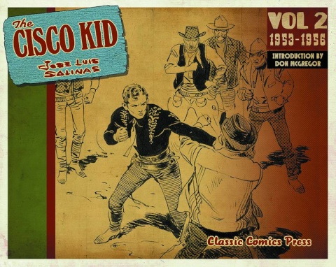 The Cisco Kid Vol. 2: Feb 1953 - Mar 1956