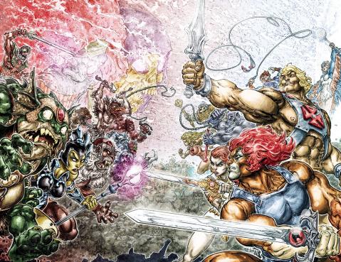 He-Man / Thundercats
