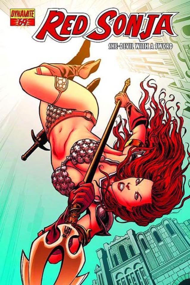 Red Sonja #69
