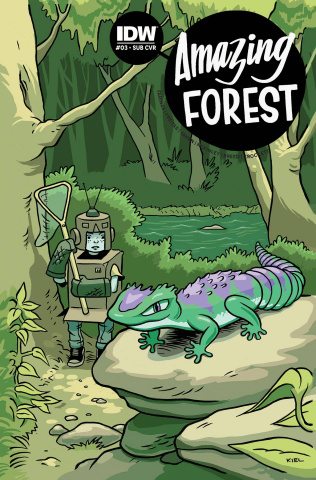 Amazing Forest #3 (Subscription Cover)