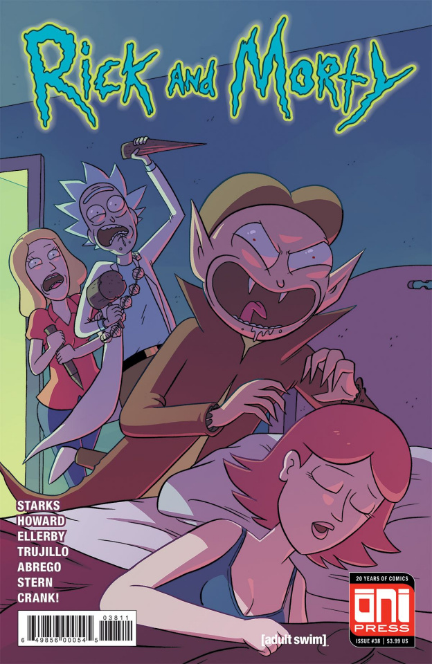 Rick and Morty #37