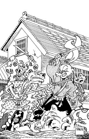 Usagi Yojimbo #164