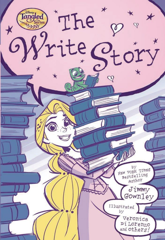 Tangled Vol. 2: The Write Story