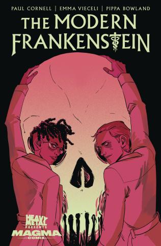 The Modern Frankenstein #2 (10 Copy Hickman Cover)