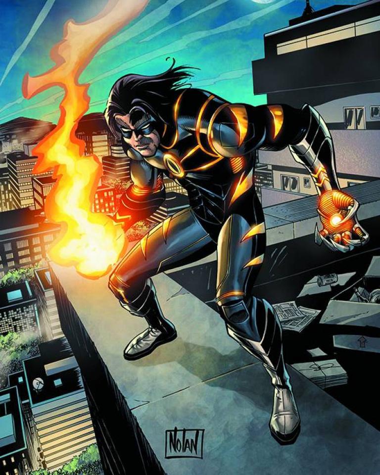 Black Tiger #1