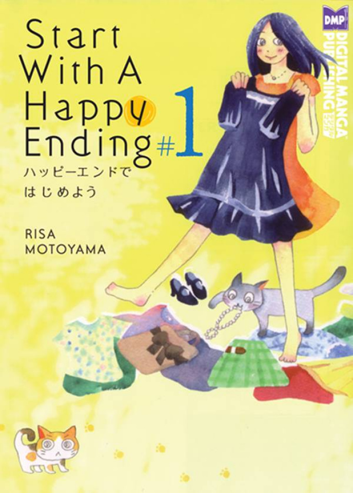 Start With A Happy Ending Vol. 1