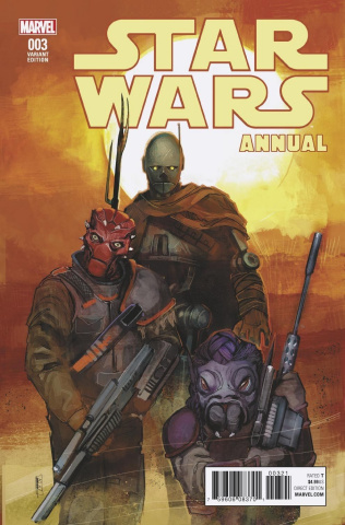 Star Wars Annual #3 (Reis Cover)