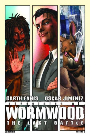 Chronicles of Wormwood: The Last Battle
