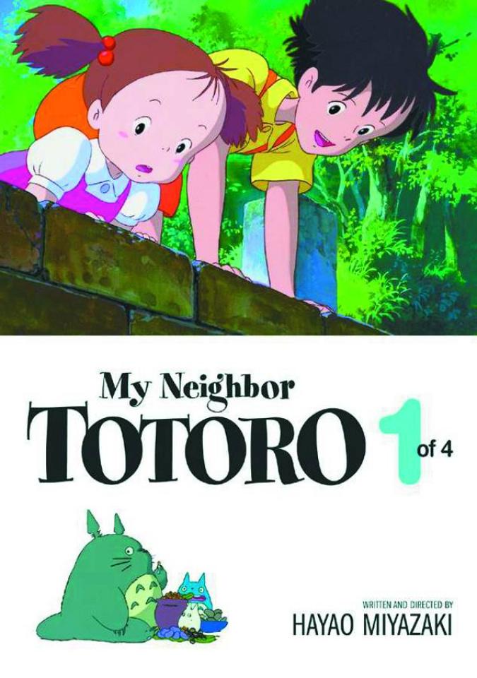 My Neighbor Totoro Vol. 1