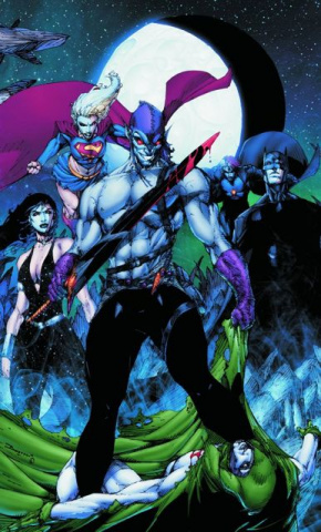 Justice League of America: Rise of Eclipso