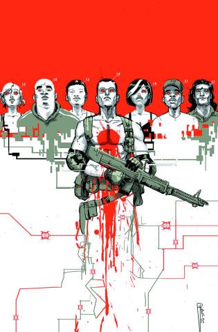 Bloodshot & H.A.R.D. Corps #17