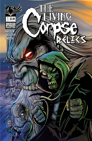 The Living Corpse: Relics #1 (Encore Editopm_