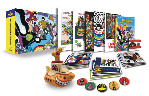 The Beatles: Yellow Submarine (Limited Edition Box Set)