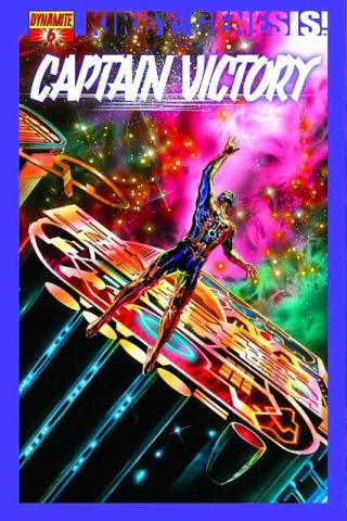 Kirby Genesis: Captain Victory #6