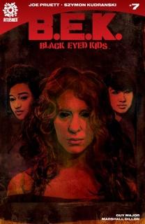 Black Eyed Kids #7 (Free 10 Copy Gaydos Cover)