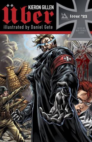 Über #23 (War Crimes Cover)