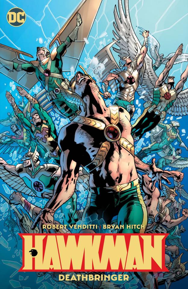 Hawkman Vol. 2: Deathbringer