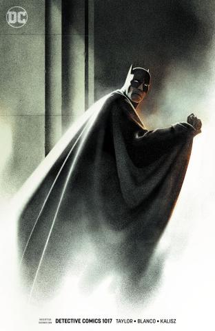 Detective Comics #1017 (Card Stock Cover)