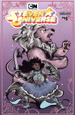 Steven Universe #15 (Subscription Lee Cover)