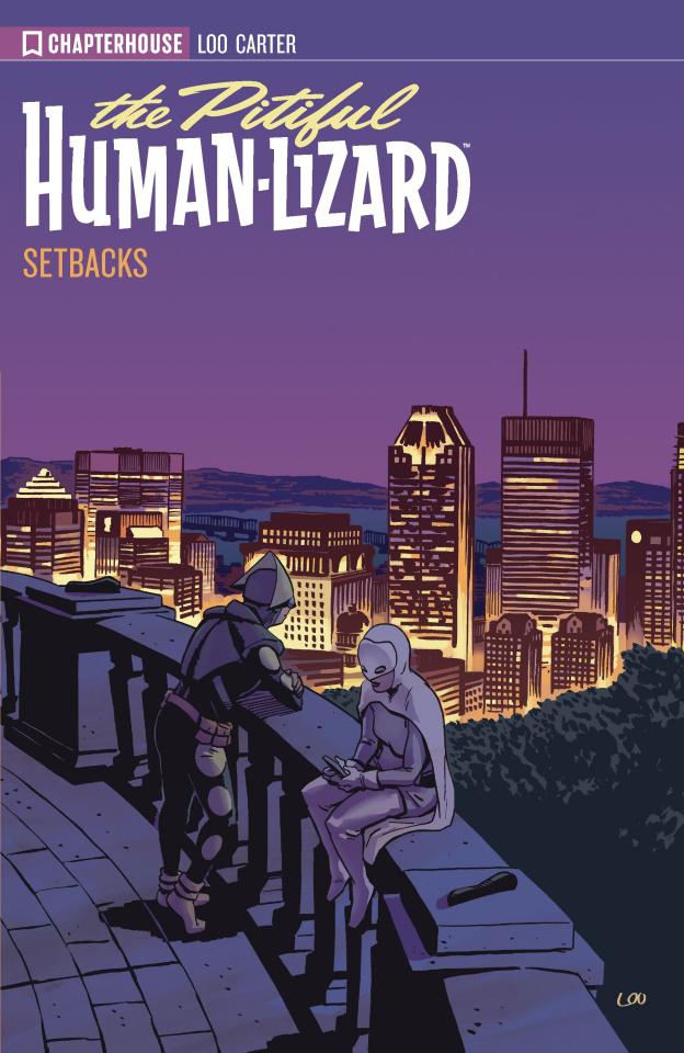 The Pitiful Human-Lizard Vol. 4: Setbacks