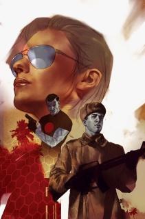 Bloodshot: Reborn #16 (Oliver Cover)