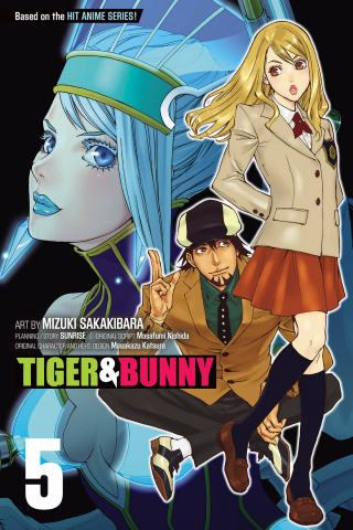 Tiger & Bunny Vol. 5