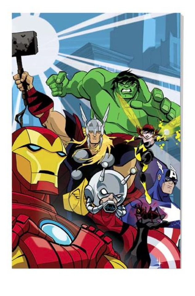 Avengers: Earth's Mightiest Heroes Comic Reader #2