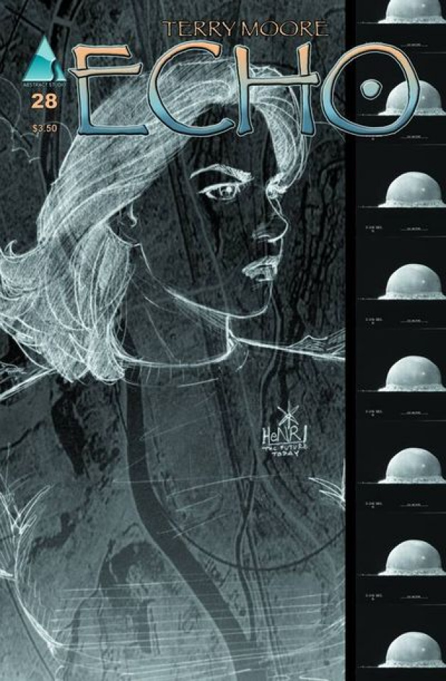 Terry Moore's Echo #28