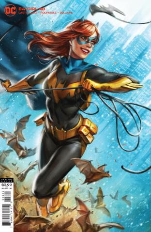 Batgirl #48 Cvr B Ian Mcdonald Var (Joker War)