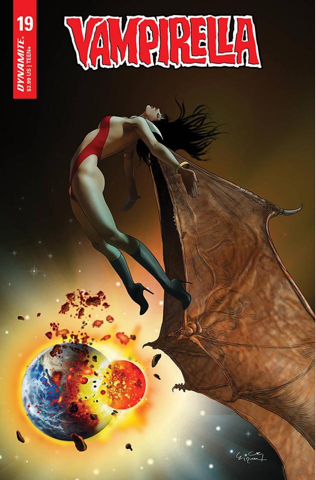 Vampirella #19 (Gunduz Cover)