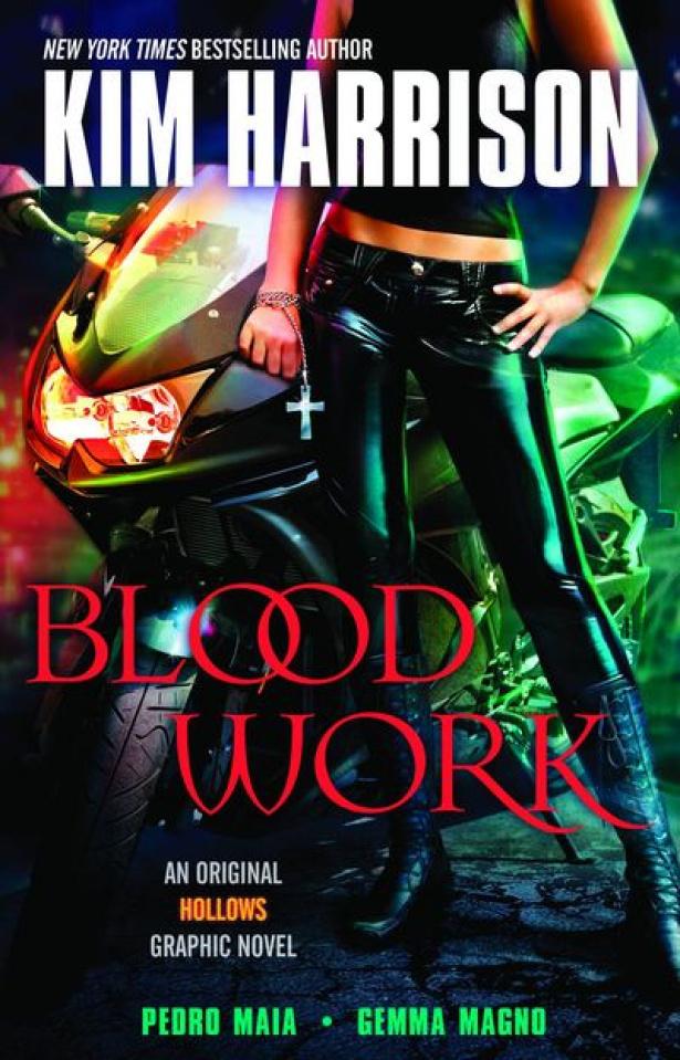 Kim Harrison's Hollows Vol. 1: Blood Work