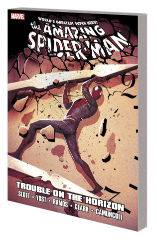 The Amazing Spider-Man: Trouble on the Horizon