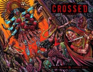 Crossed: Badlands #9 (Wrap Cover)