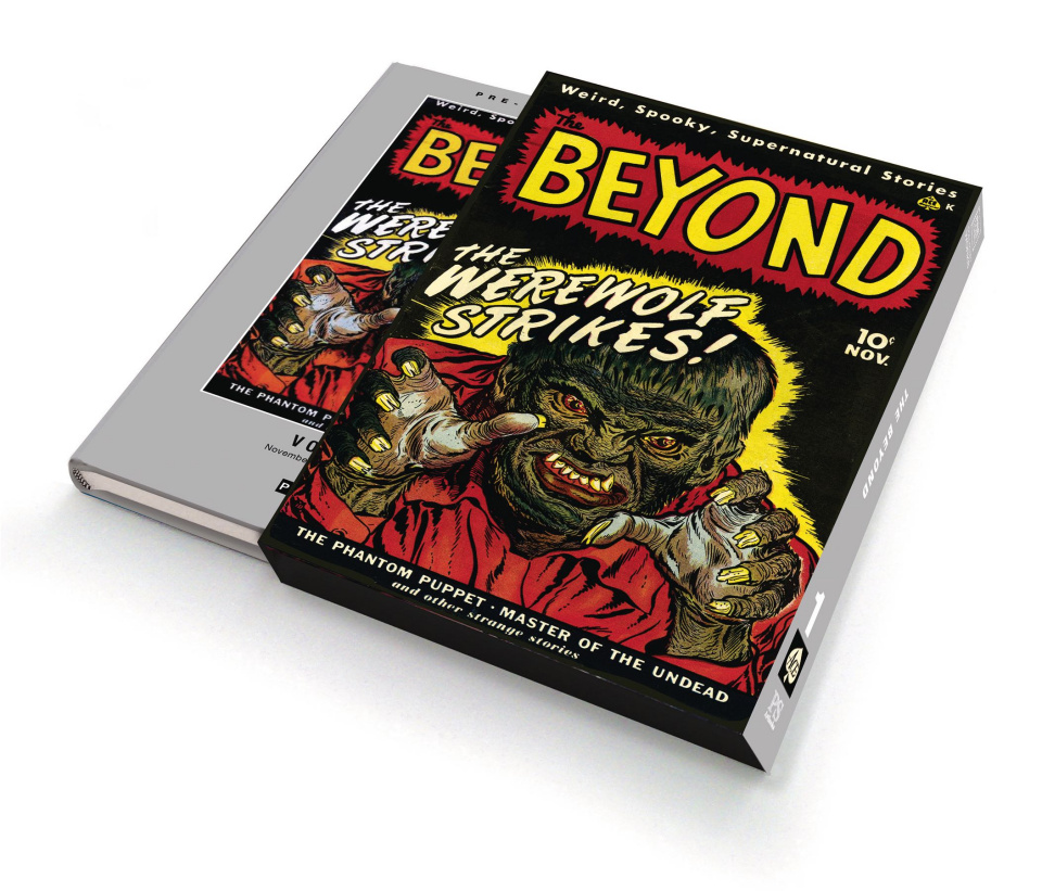 The Beyond Vol. 1 (Slipcase Edition)