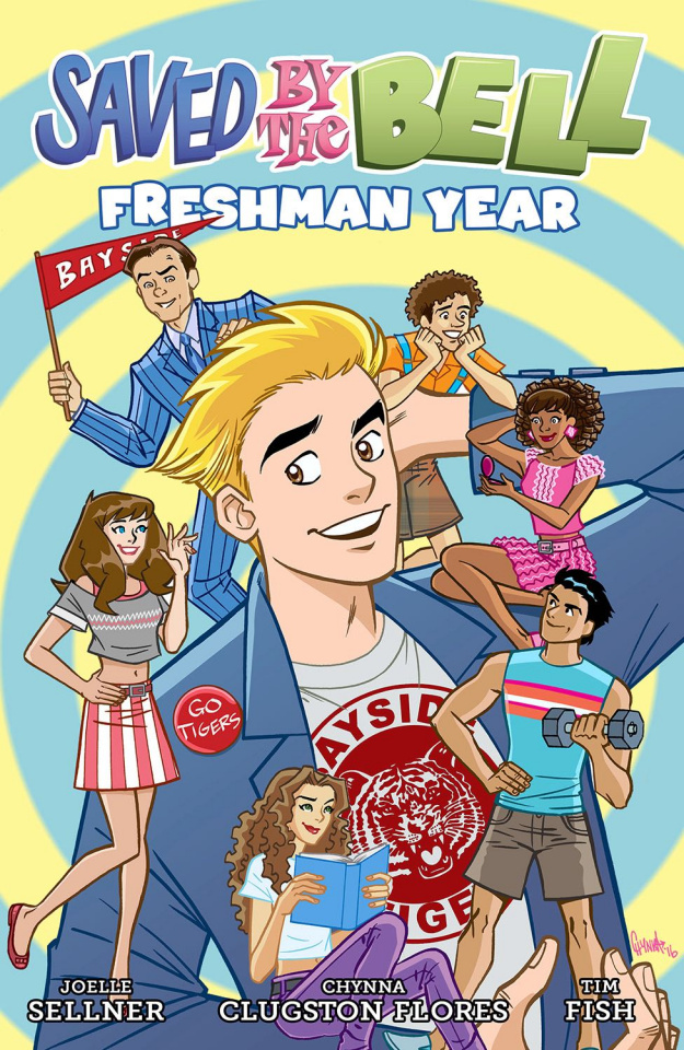 Saved by the Bell Vol. 1: Freshman Year