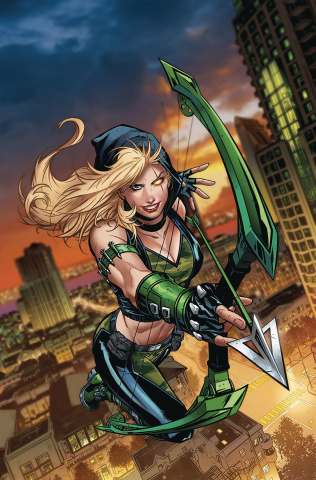 Robyn Hood: The Curse #6 (Riveiro Cover)