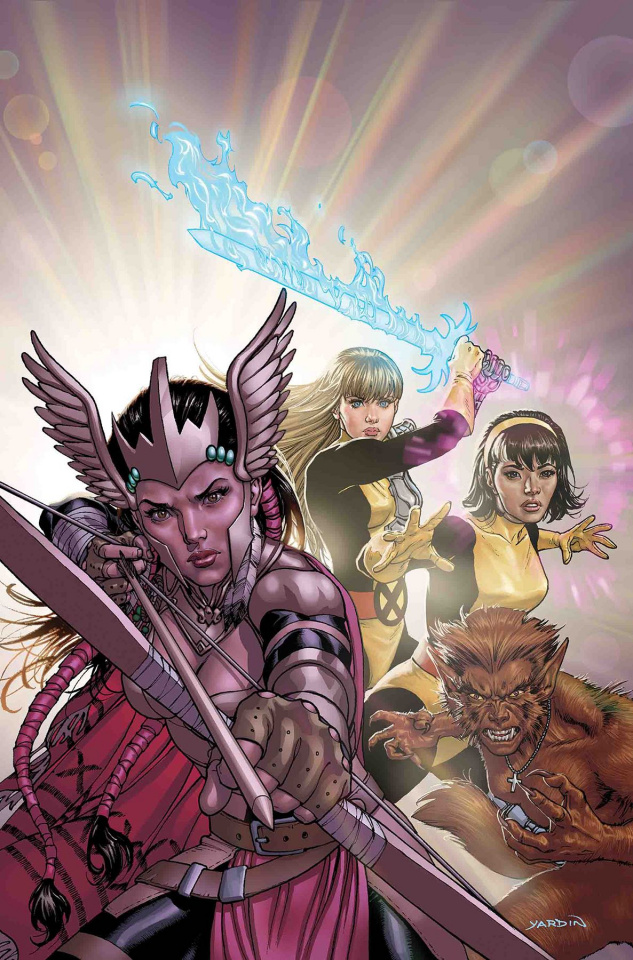 The War of the Realms: Uncanny X-Men #1