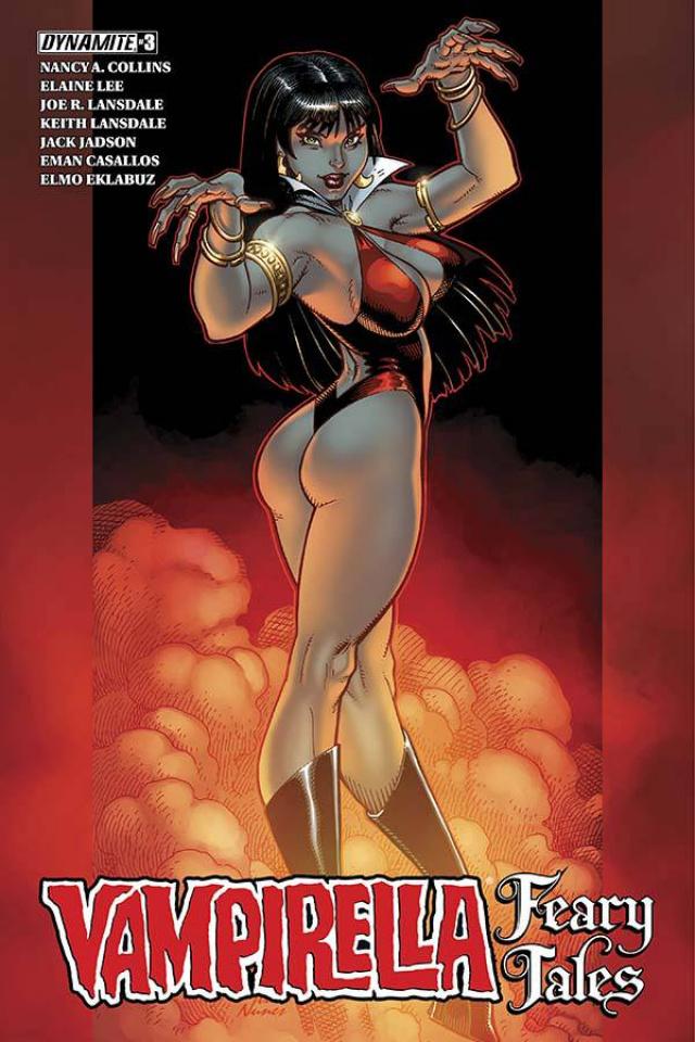 Vampirella: Feary Tales #3 (Adams Cover)