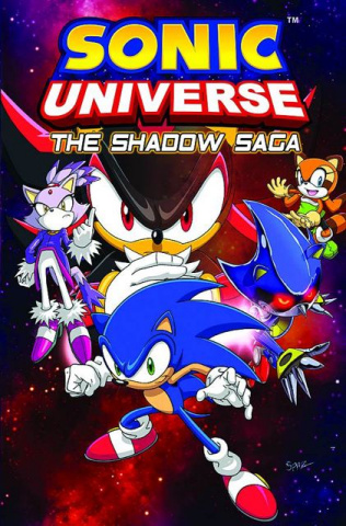 Sonic Universe Vol. 1
