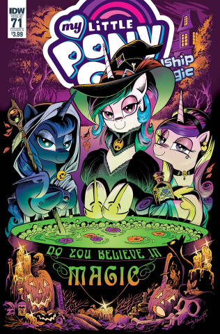 My Little Pony: Friendship Is Magic #71 (Price Cover)