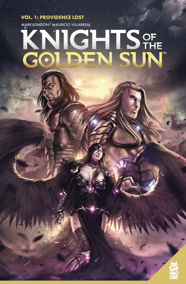 Knights of the Golden Sun Vol. 1
