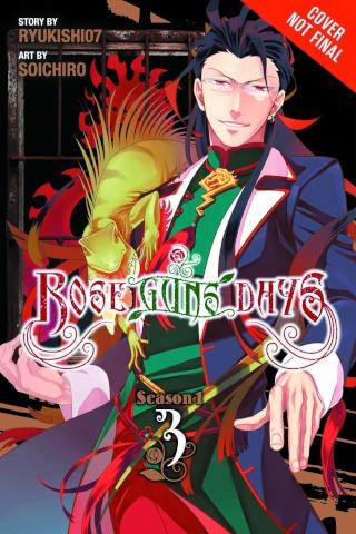Rose Guns Days, Season 1 Vol. 3