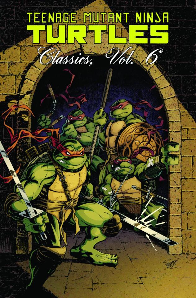 Teenage Mutant Ninja Turtles Classics Vol. 6