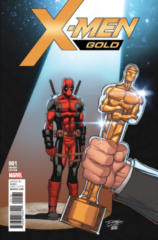 X-Men: Gold #1 (Lim Party Cover)