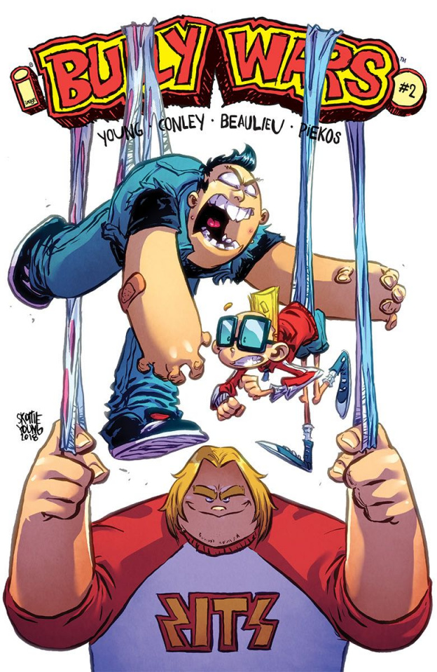 Bully Wars #2 (Young Cover)