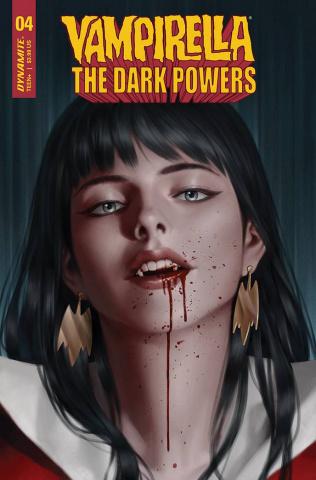 Vampirella: The Dark Powers #4 (Yoon Cover)