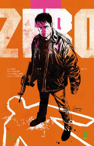 Zero #7 (Phillips & Muller Cover)