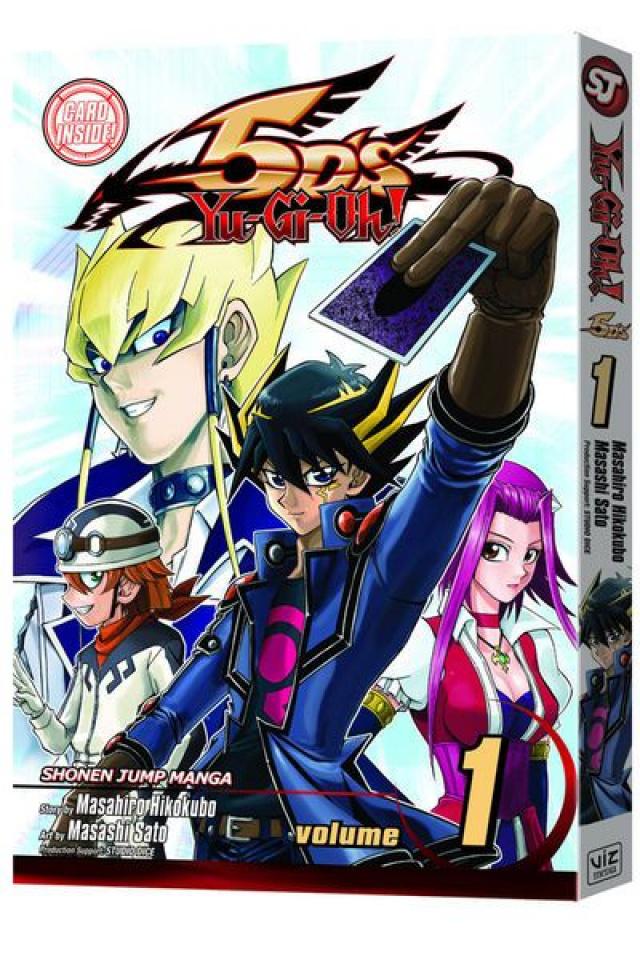 Yu-Gi-Oh! 5Ds Vol. 1