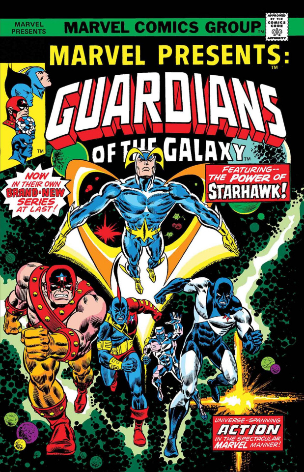 Marvel Presents #3 (GotG Facsimile Edition)