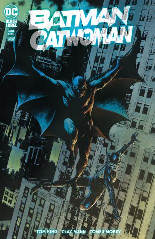 Batman / Catwoman #1 (Travis Charest Cover)